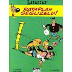 Rataplan<br>03 - Gegijzeld!<br>1e druk 1992