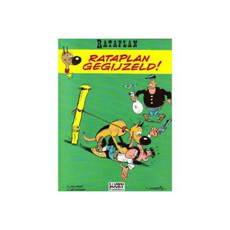 Rataplan 03 - Gegijzeld! 1e druk 1992