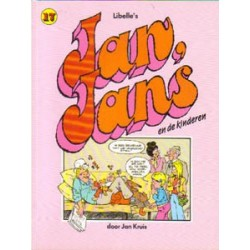 Jan, Jans en de kinderen 17 - 1e druk 1987