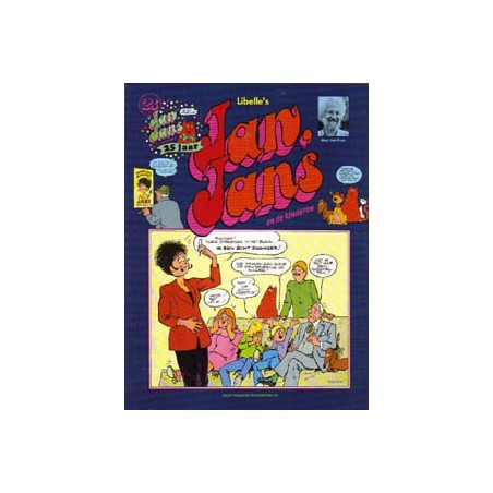 Jan, Jans en de kinderen 23 - 1e druk 1995