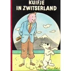 Kuifje<br>parodie - In Zwitserland<br>herdruk 1981