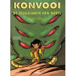 Konvooi<br>De jeugdjaren van Navis 03<br>De kwabouwer