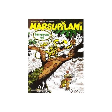 Marsupilami  23 Een groene val