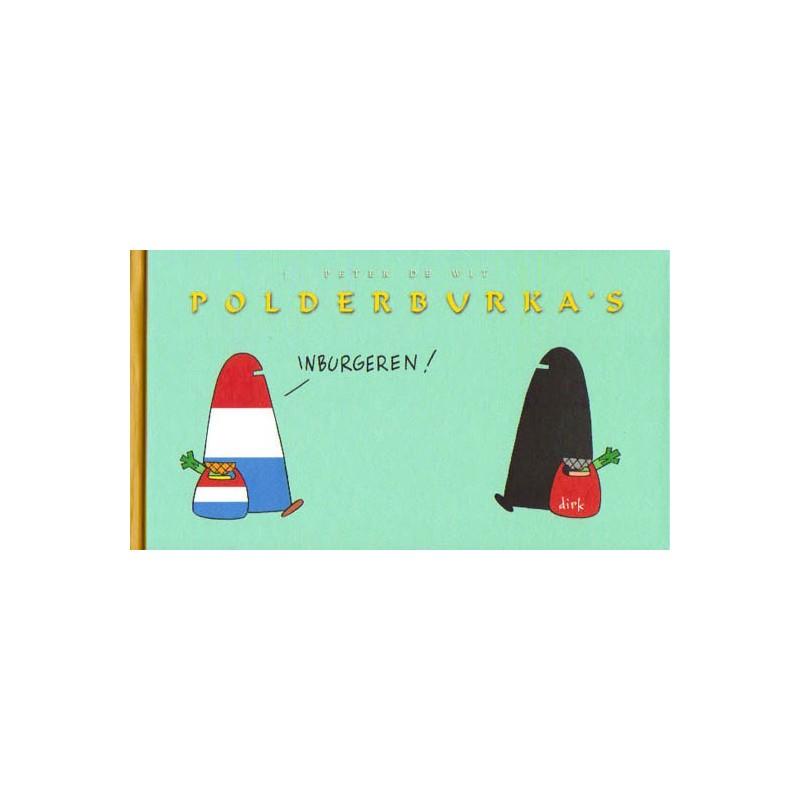 De Wit Burka Babes 02 HC Polderburka's