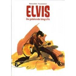 Kleist<br>Elvis<br>De getekende biografie HC