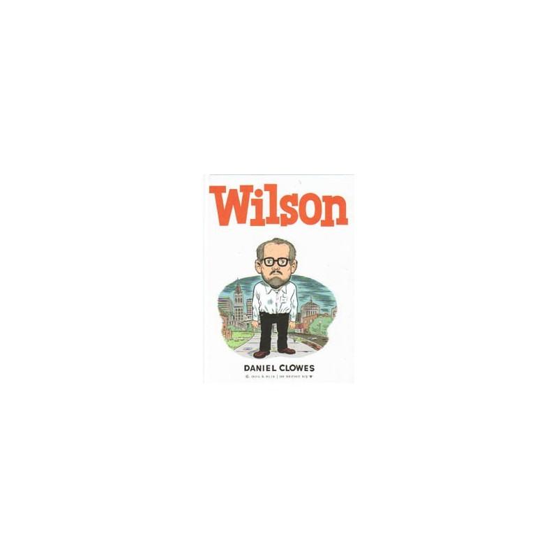 Clowes strips HC Wilson