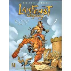 Lanfeust Odyssey 01<br>Het raadsel van Goud-Azuur