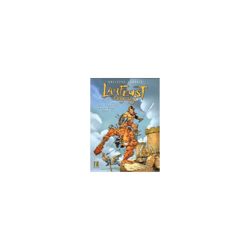 Lanfeust   van Troy III Odyssey 01 Het raadsel van Goud-Azuur