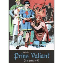 Prins Valiant 01 HC<br>Jaargang 1937