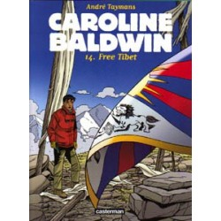 Caroline Baldwin 14<br>Free Tibet
