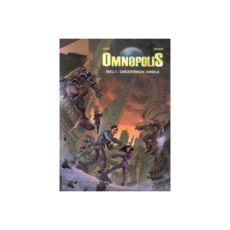 Omnopolis 01<br>Concentrische cirkels