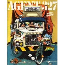 Agent 327<br>10 Drie avonturen<br>1e druk 1982*