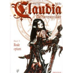 Claudia de vampierridder 03<br>Rode opium