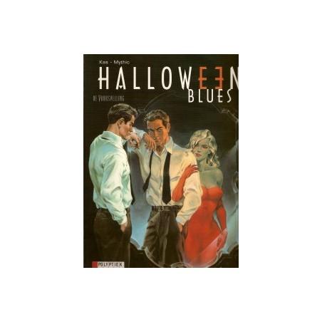 Halloween blues 01<br>De voorspelling