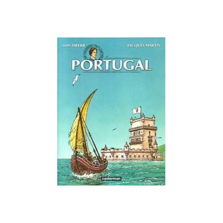 Reizen van Lois 01 Portugal