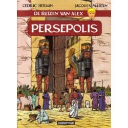 Alex Reizen van Alex Persepolis