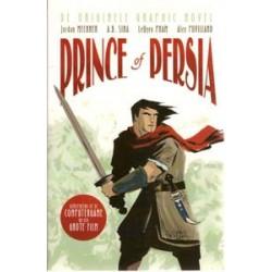 Prince of Persia 01 geinspireerd op de computergame