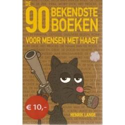 90 Bekendste boeken voor mensen met haast