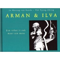 Arman & Ilva 04 HC<br>Een robot is ook maar een mens