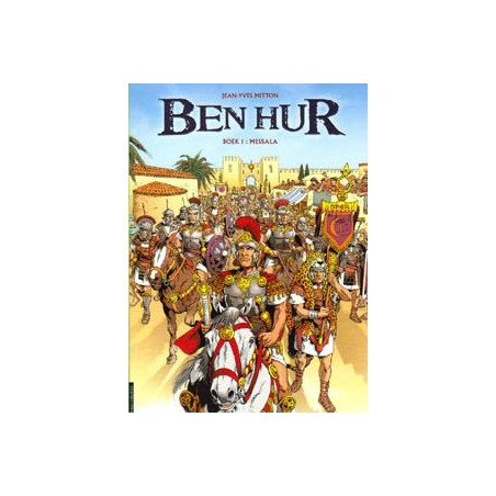 Ben Hur 01 Messala