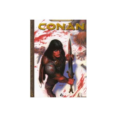 Conan  box I Deel 1 t/m 3 HC in cassette