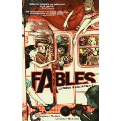 Fables NL 01<br>Legenden in ballingschap