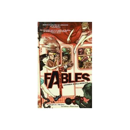 Fables NL 01 Legenden in ballingschap