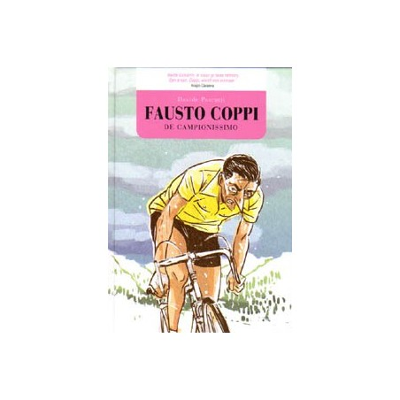 Wielerstrips 02 HC Fausto Coppi De campionissimo
