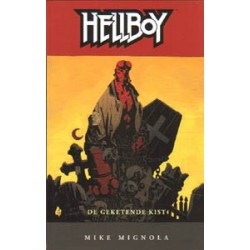 Hellboy NL 03 De geketende kist