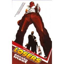 Losers NL 01 Eerste inzet