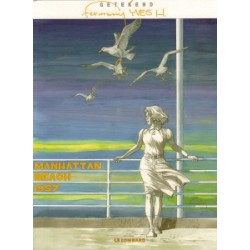 Hermann<br>Manhattan Beach 1957<br>Collectie Getekend 18