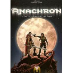 Anachron 01 HC<br>De terugkeer van het beest