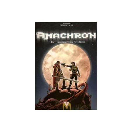 Anachron 01 De terugkeer van het beest