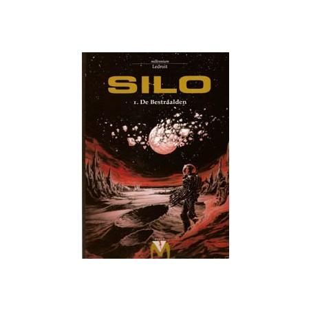 Silo 01 SC<br>De bestraalden
