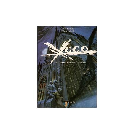 Xoco 03 HC Twaalf koning demonen