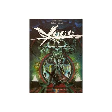 Xoco 04 HC De draak en de tijger