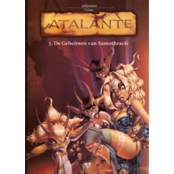 Atalante 03 De geheimen van Samothracië 1e druk 2003