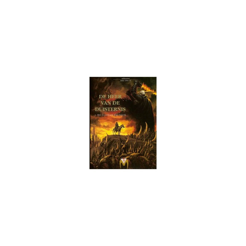 Heer van de duisternis 01 SC Het toverboek van haleth