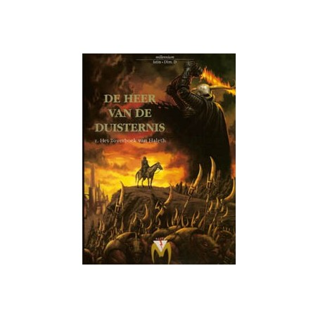 Heer van de duisternis 01 SC<br>Het toverboek van haleth