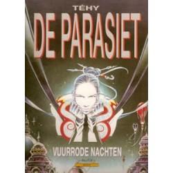 Parasiet 01 SC<br>Vuurrode nachten
