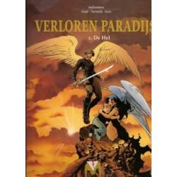 Verloren paradijs<br>01 HC - De hel