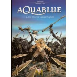 Aquablue 09 SC - De totem van de Cynos 1e druk 2002