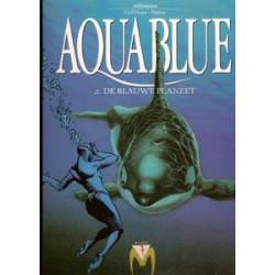 Aquablue 02 SC - De blauwe planeet herdruk 2003