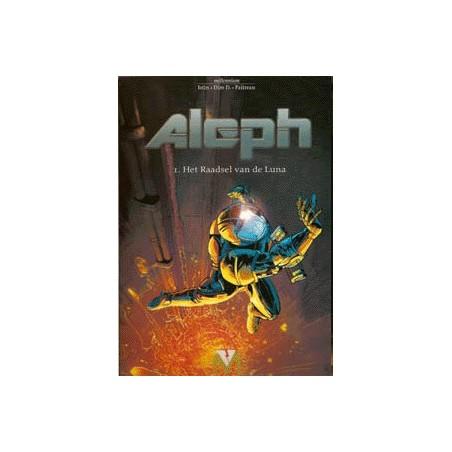 Aleph setje HC Deel 1 t/m 3