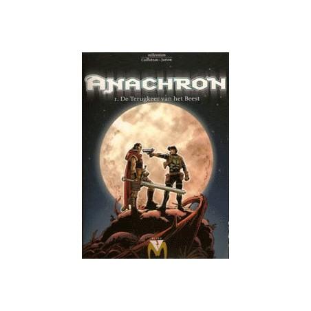 Anachron setje HC Deel 1 t/m 4