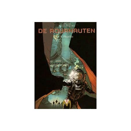Aquanauten setje HC Deel 1 t/m 3