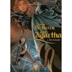 Heren van Agartha setje HC<br>Deel 1 & 2