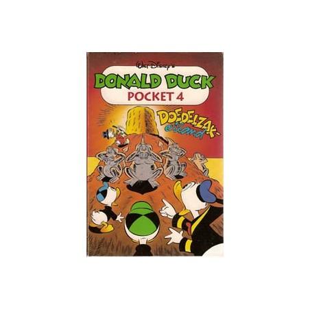 Donald Duck pocket 004 Doedelzakeiland herdruk