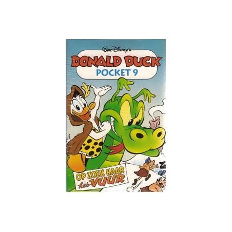 Donald Duck pocket 009 Op zoek naar vuur 1e druk