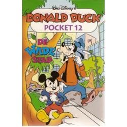 Donald Duck pocket 012 De wilde stad